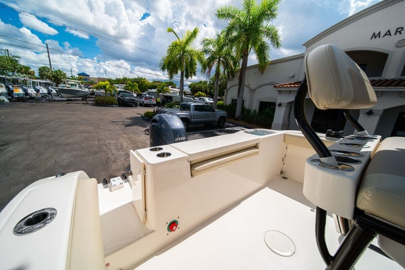 Thumbnail 10 for Used 2017 Cobia 220 Center Console boat for sale in West Palm Beach, FL
