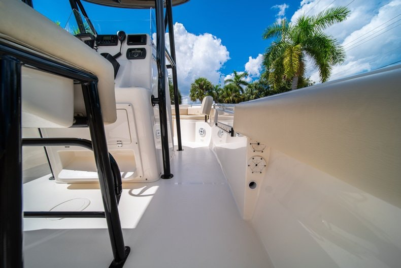Thumbnail 16 for Used 2017 Cobia 220 Center Console boat for sale in West Palm Beach, FL