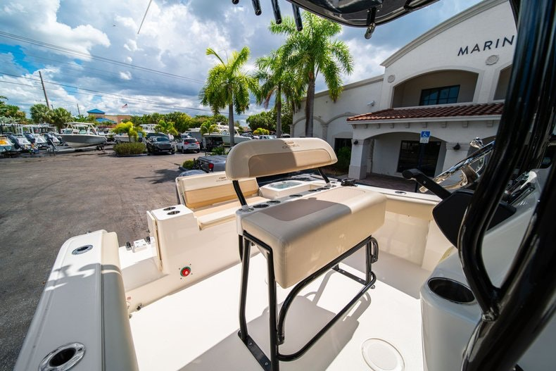 Thumbnail 24 for Used 2017 Cobia 220 Center Console boat for sale in West Palm Beach, FL