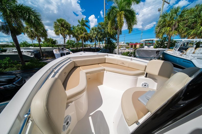 Thumbnail 29 for Used 2017 Cobia 220 Center Console boat for sale in West Palm Beach, FL