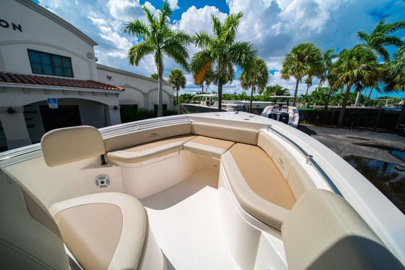 Thumbnail 28 for Used 2017 Cobia 220 Center Console boat for sale in West Palm Beach, FL
