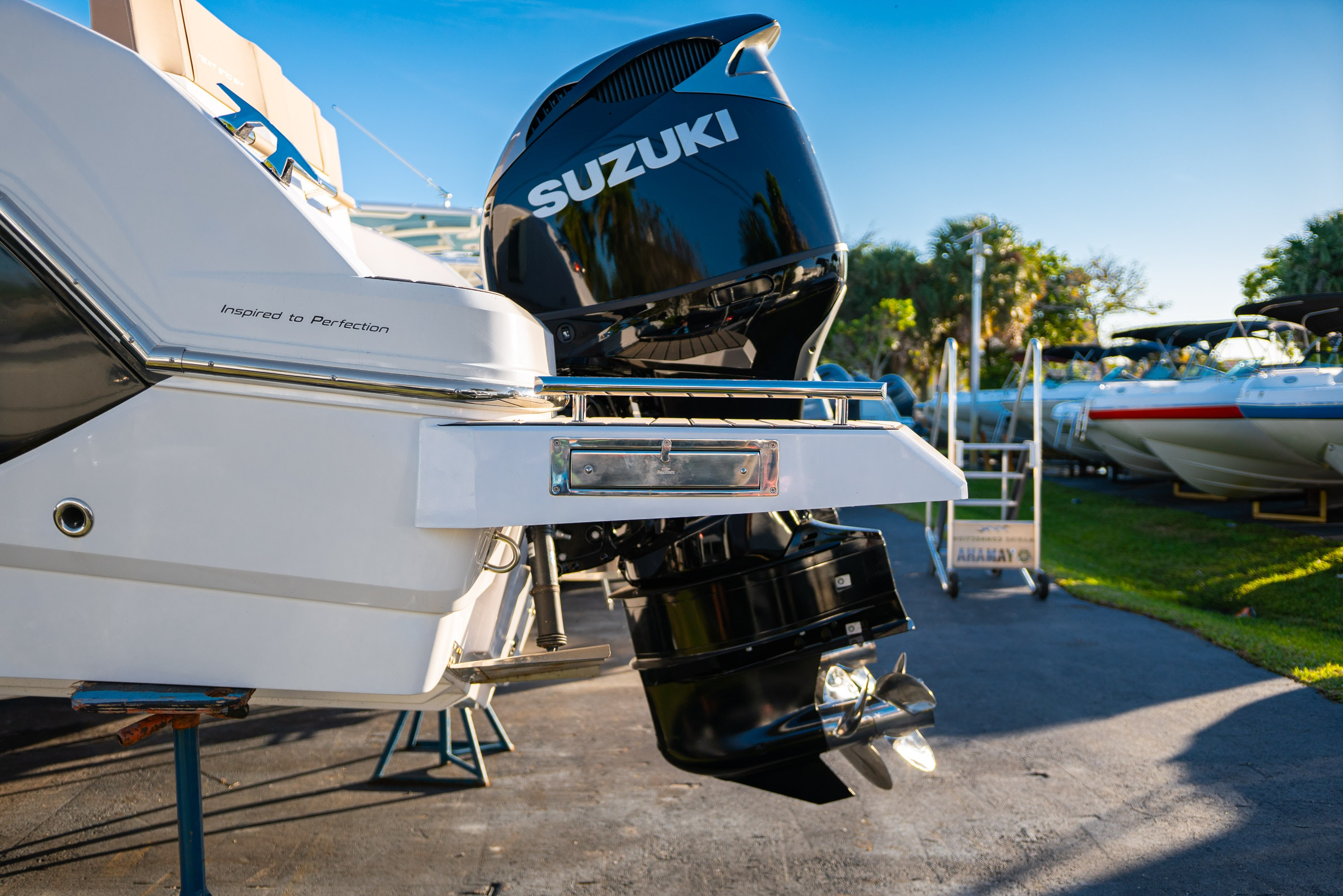 Thumbnail 3 for New 2019 Ranieri Next 370 SH boat for sale in West Palm Beach, FL