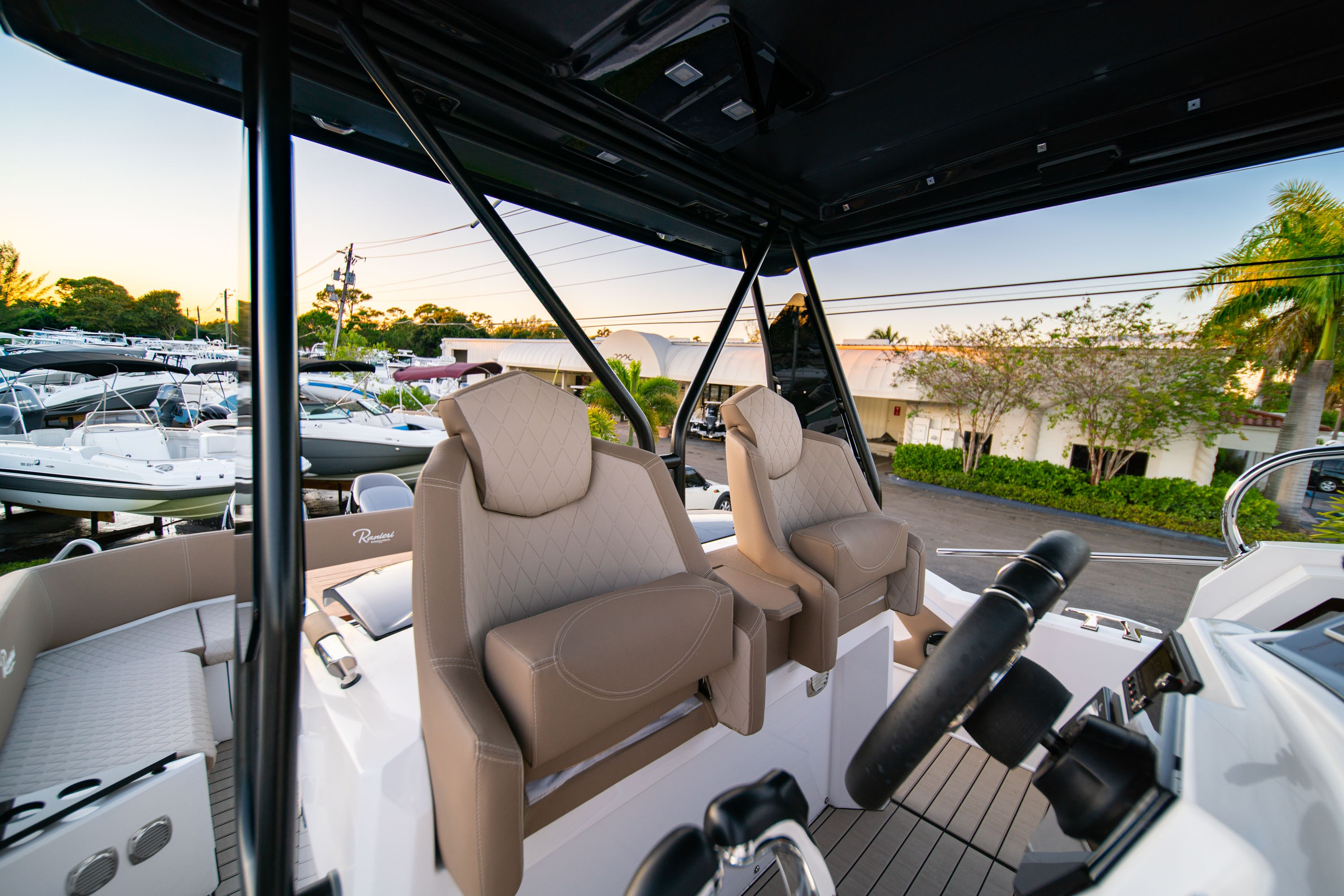 Thumbnail 26 for New 2019 Ranieri Next 370 SH boat for sale in West Palm Beach, FL