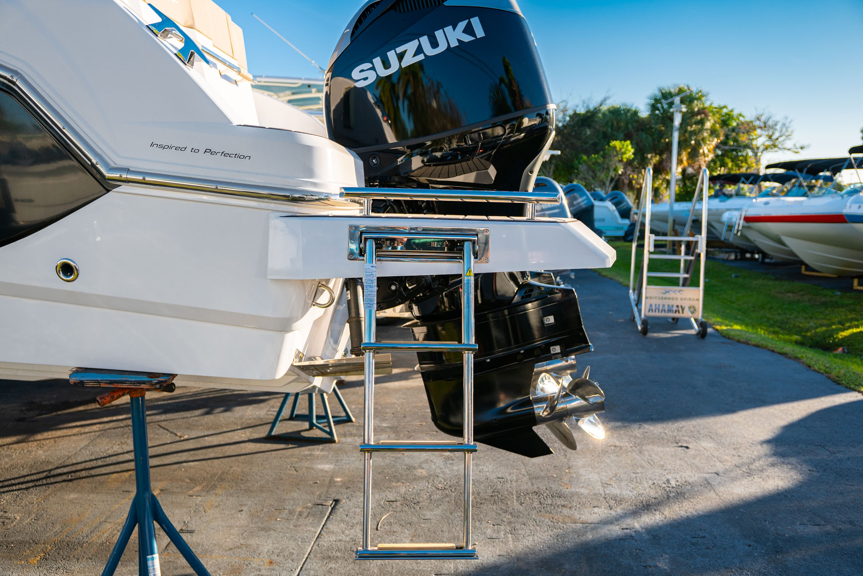 Thumbnail 4 for New 2019 Ranieri Next 370 SH boat for sale in West Palm Beach, FL