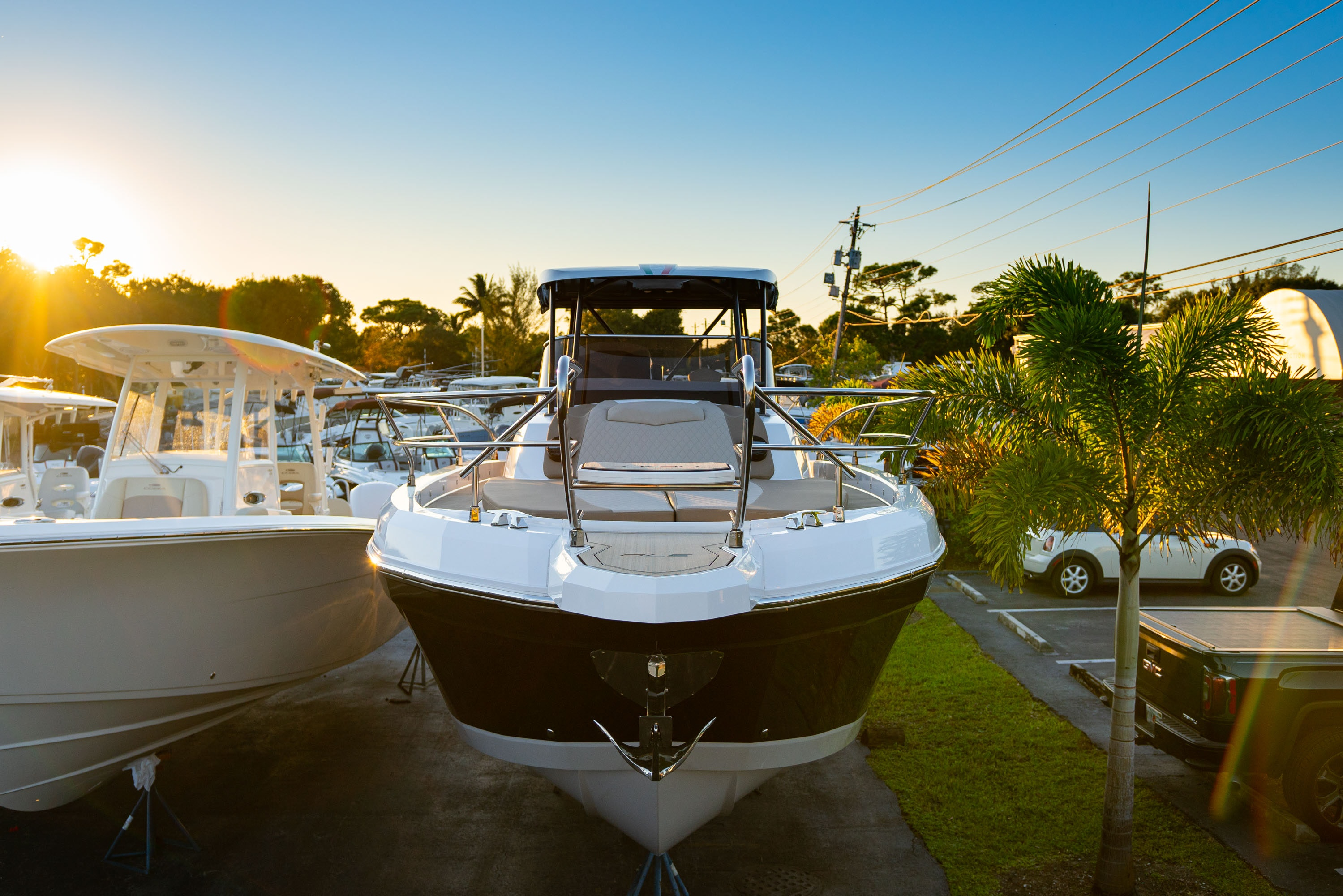 Thumbnail 1 for New 2019 Ranieri Next 370 SH boat for sale in West Palm Beach, FL