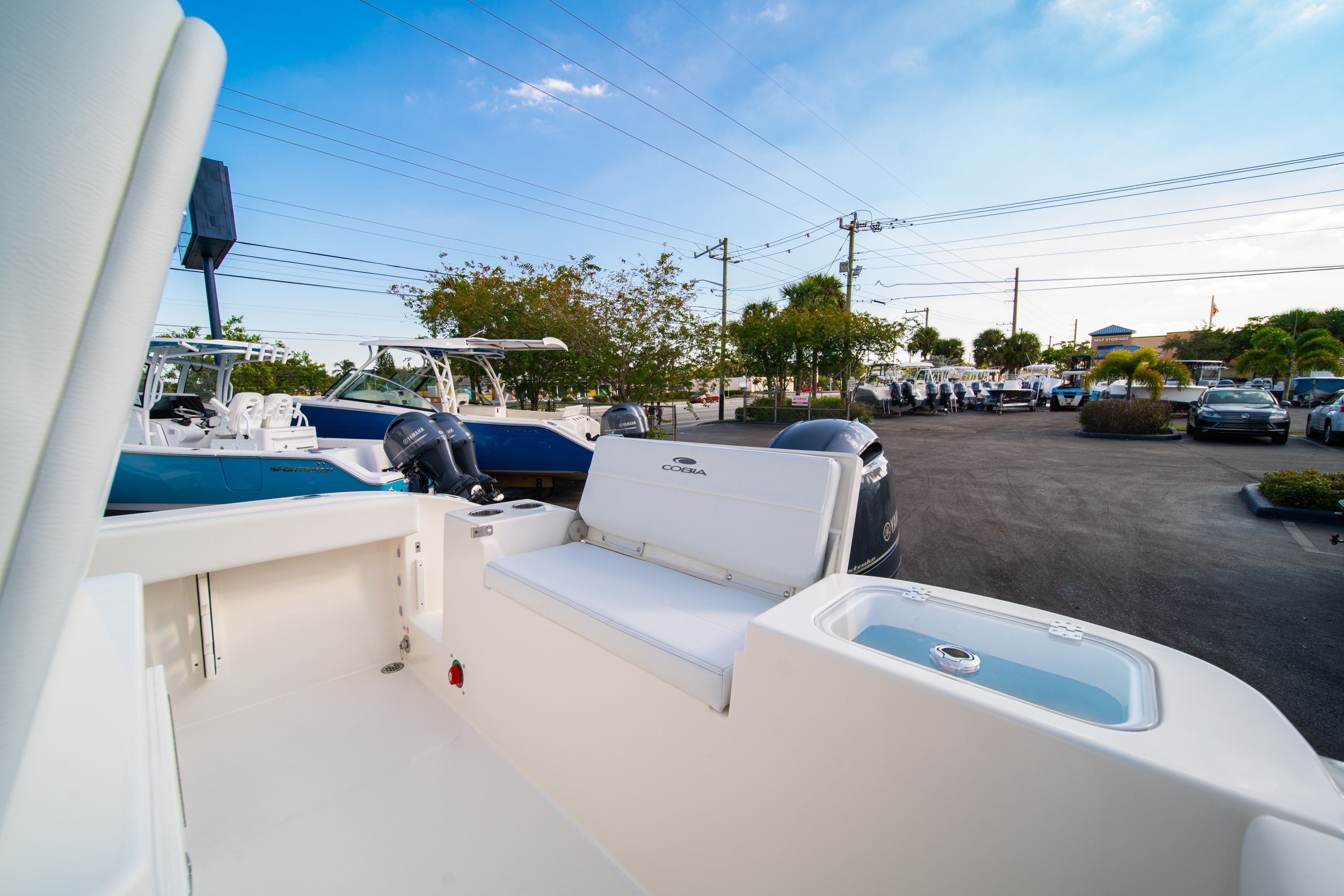 Thumbnail 12 for New 2020 Cobia 220 CC boat for sale in West Palm Beach, FL
