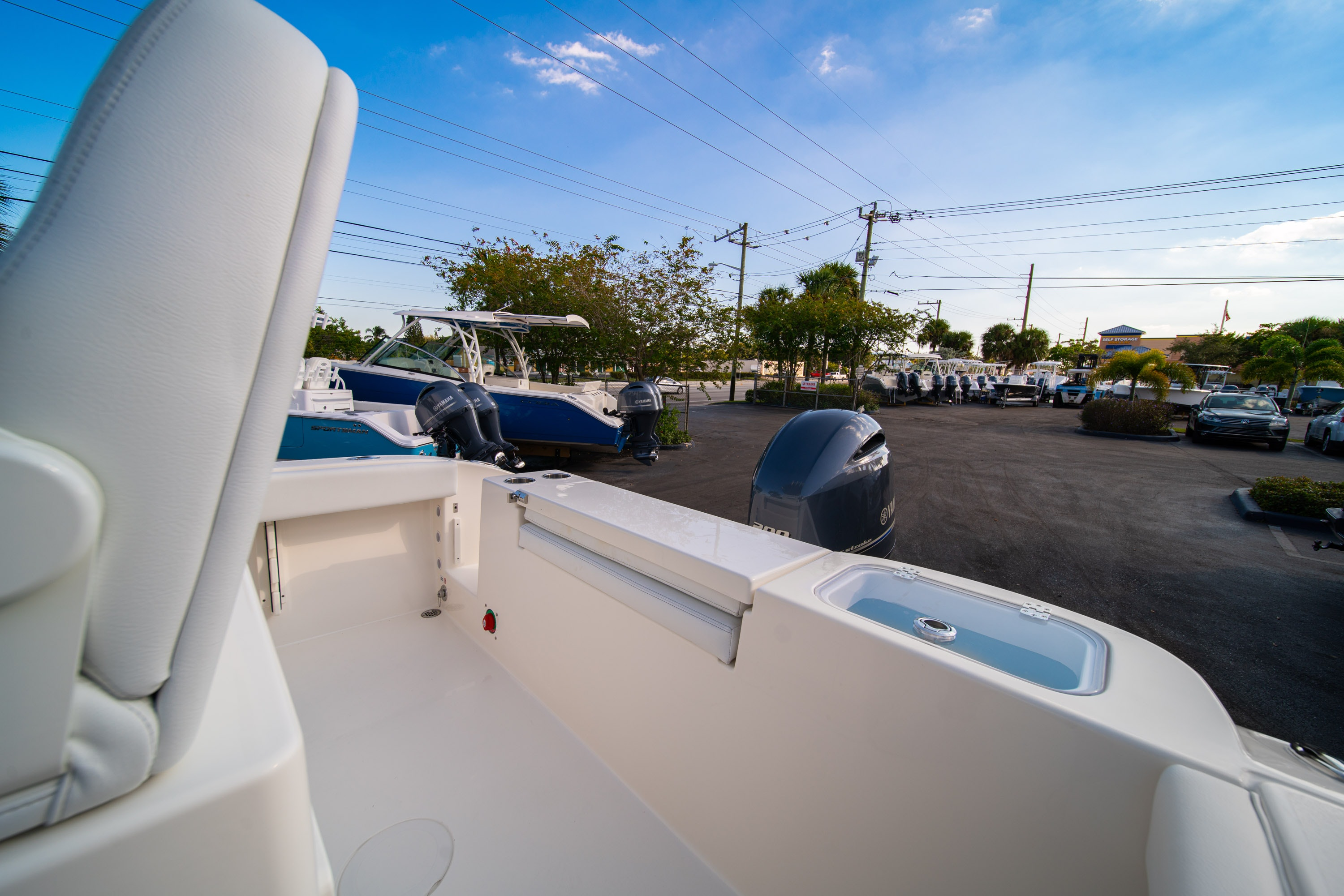 Thumbnail 11 for New 2020 Cobia 220 CC boat for sale in West Palm Beach, FL