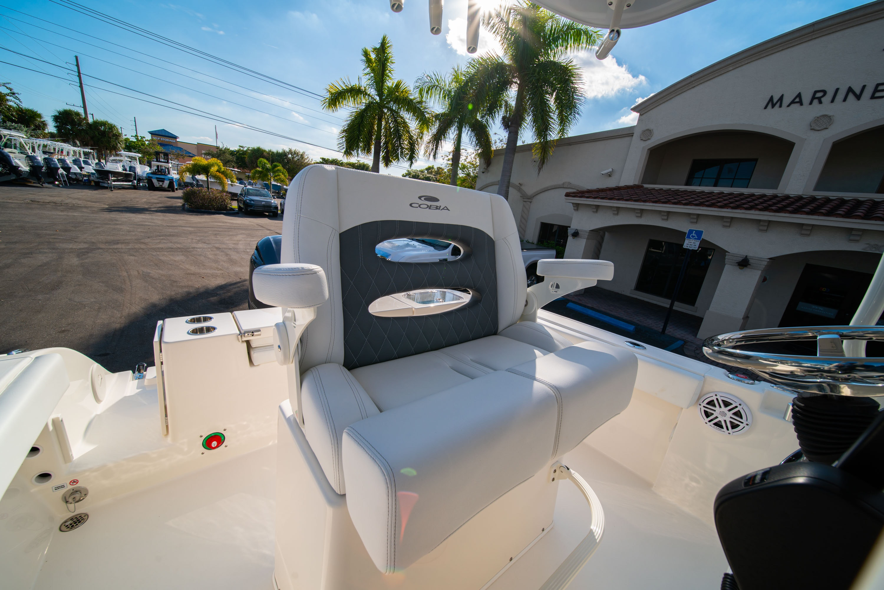 Thumbnail 27 for New 2020 Cobia 220 CC boat for sale in West Palm Beach, FL