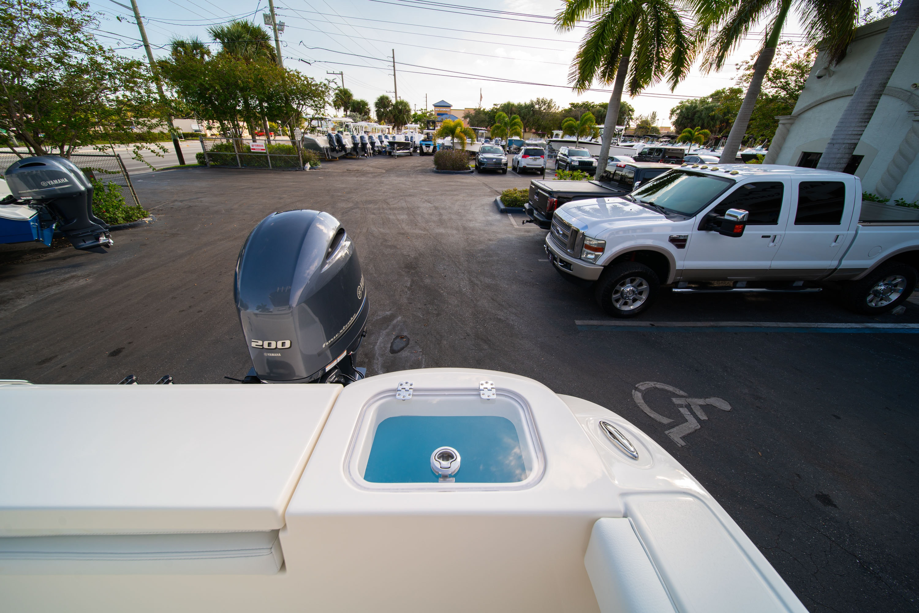 Thumbnail 14 for New 2020 Cobia 220 CC boat for sale in West Palm Beach, FL