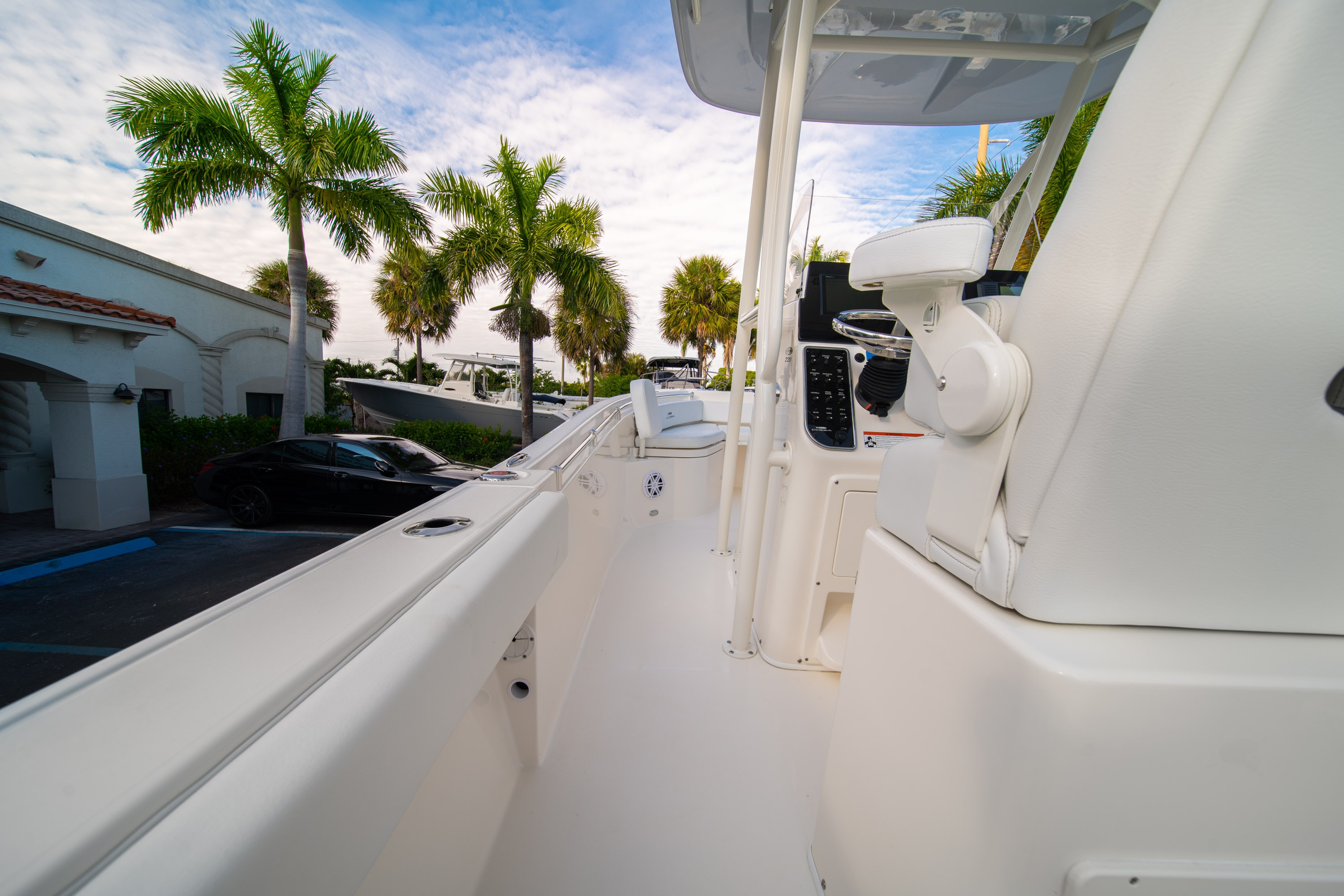 Thumbnail 16 for New 2020 Cobia 220 CC boat for sale in West Palm Beach, FL