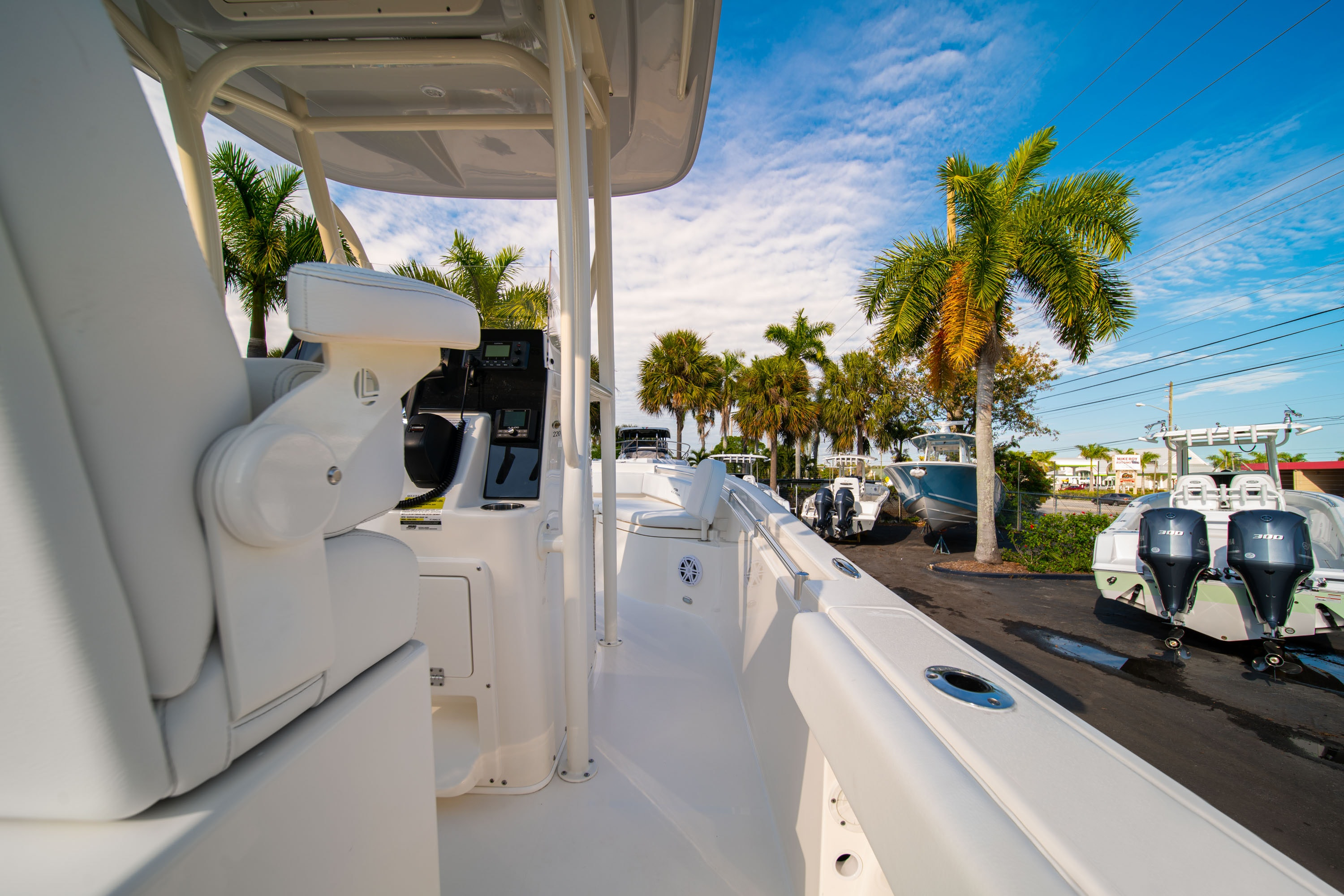 Thumbnail 15 for New 2020 Cobia 220 CC boat for sale in West Palm Beach, FL