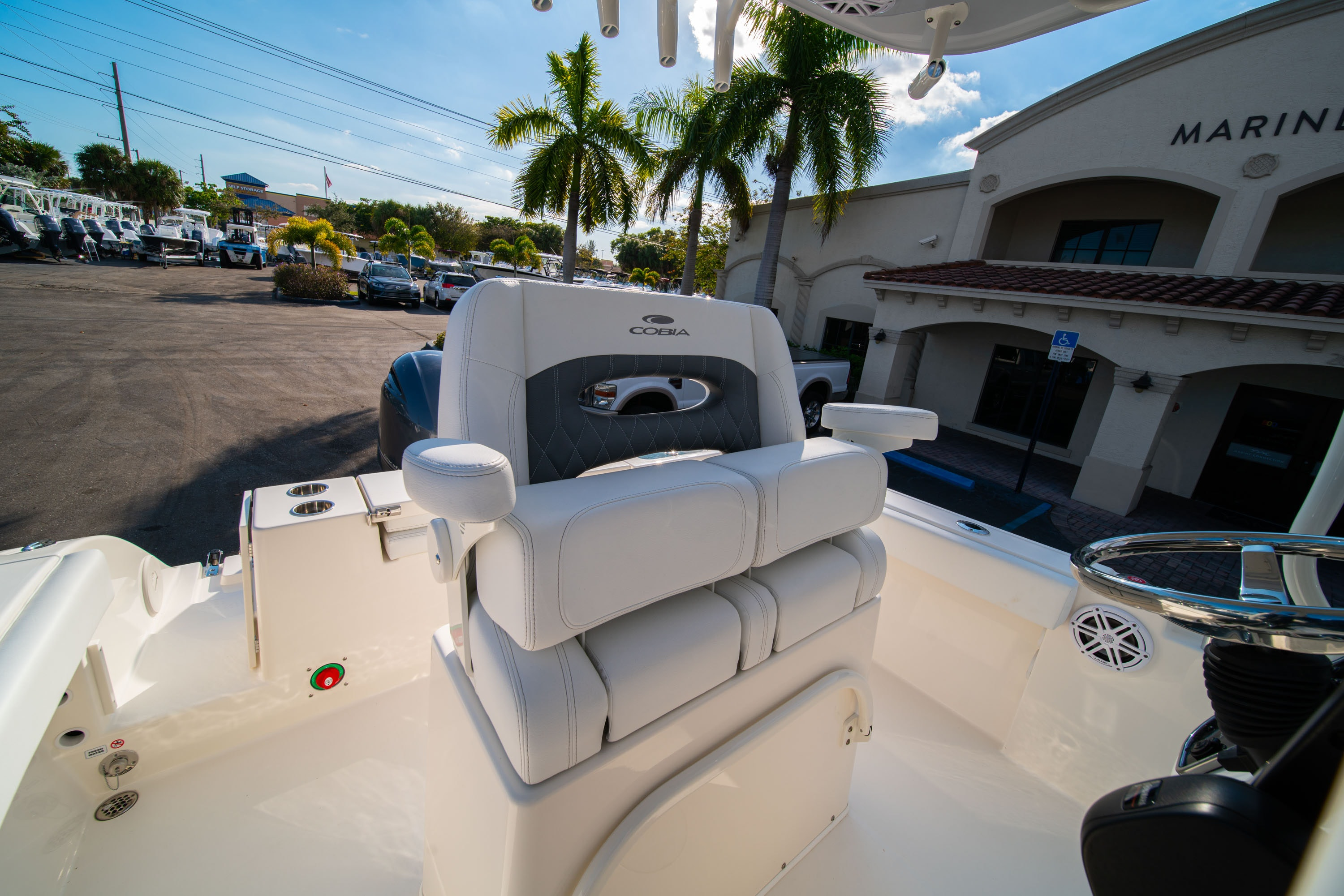 Thumbnail 26 for New 2020 Cobia 220 CC boat for sale in West Palm Beach, FL