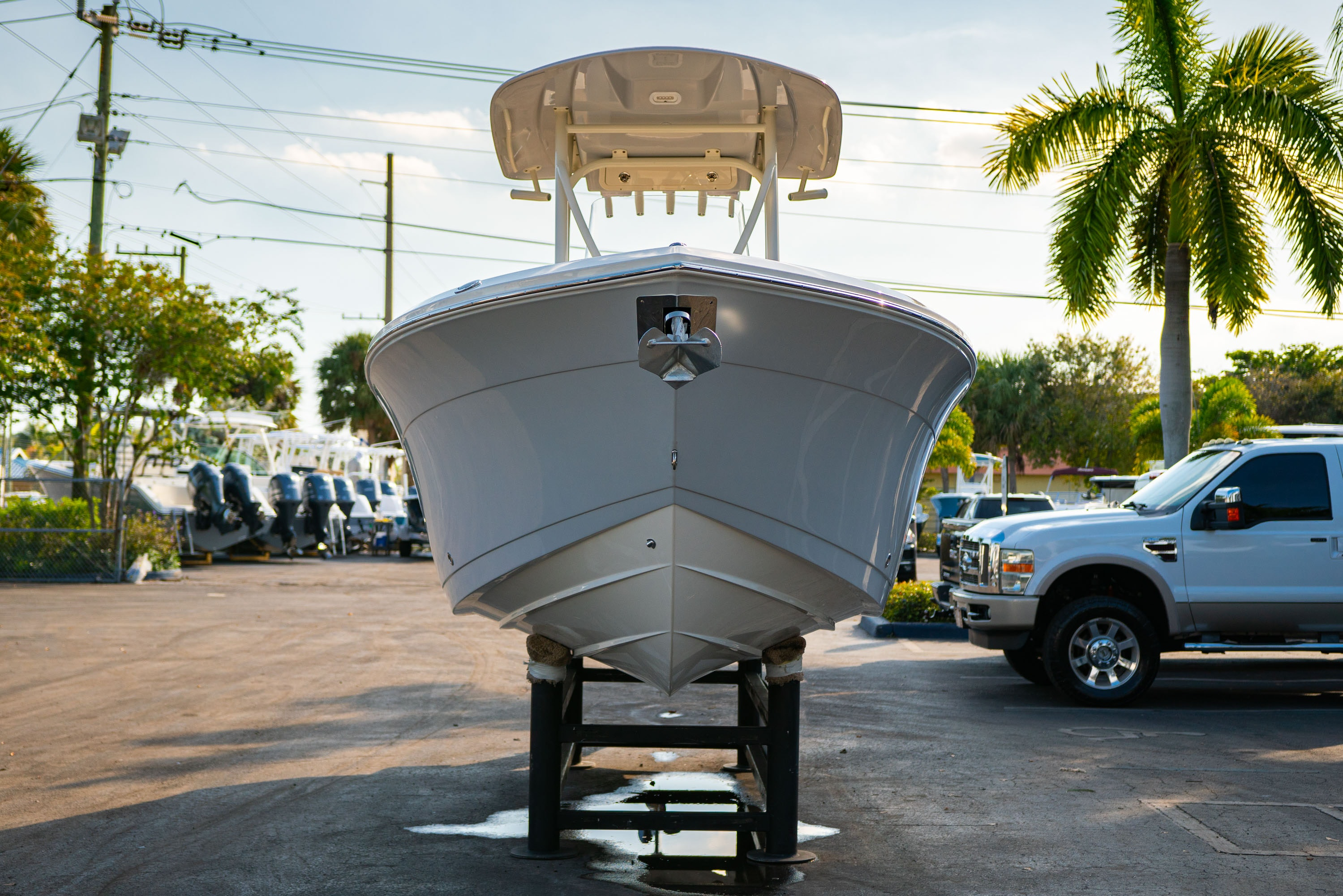 Thumbnail 2 for New 2020 Cobia 220 CC boat for sale in West Palm Beach, FL