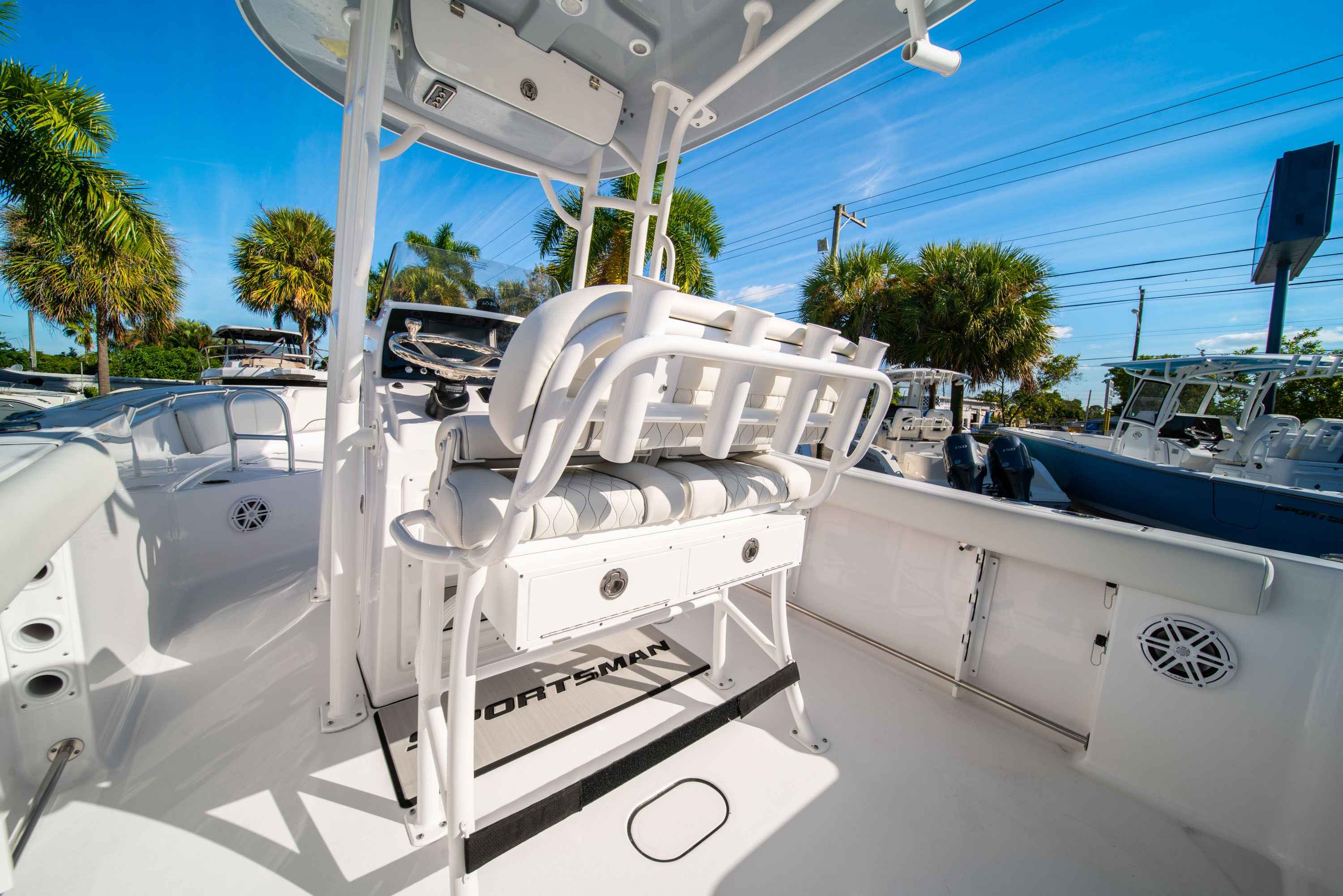Thumbnail 21 for New 2020 Sportsman Open 232 Center Console boat for sale in West Palm Beach, FL