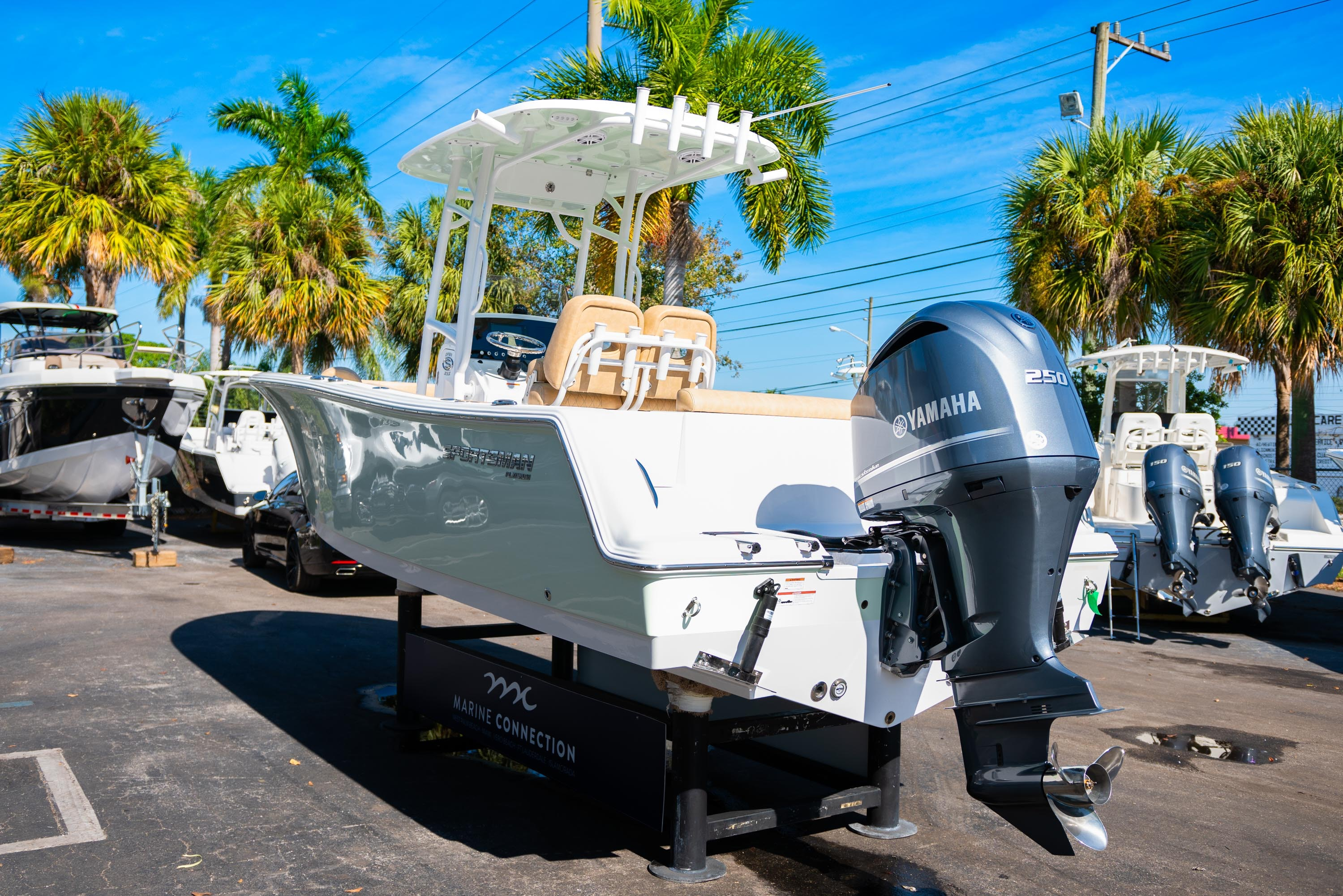Thumbnail 5 for New 2020 Sportsman Open 232 Center Console boat for sale in West Palm Beach, FL