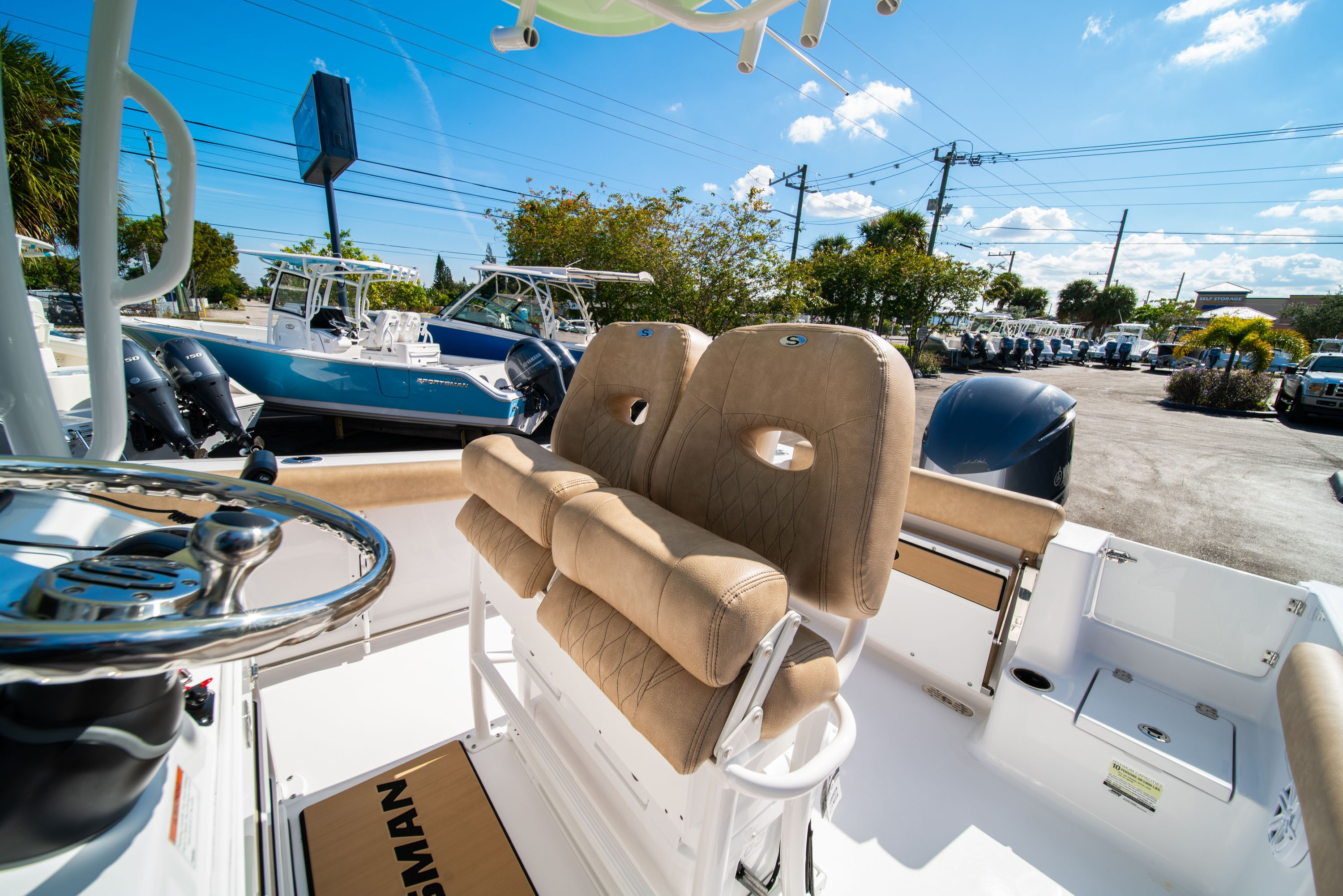 Thumbnail 29 for New 2020 Sportsman Open 232 Center Console boat for sale in West Palm Beach, FL