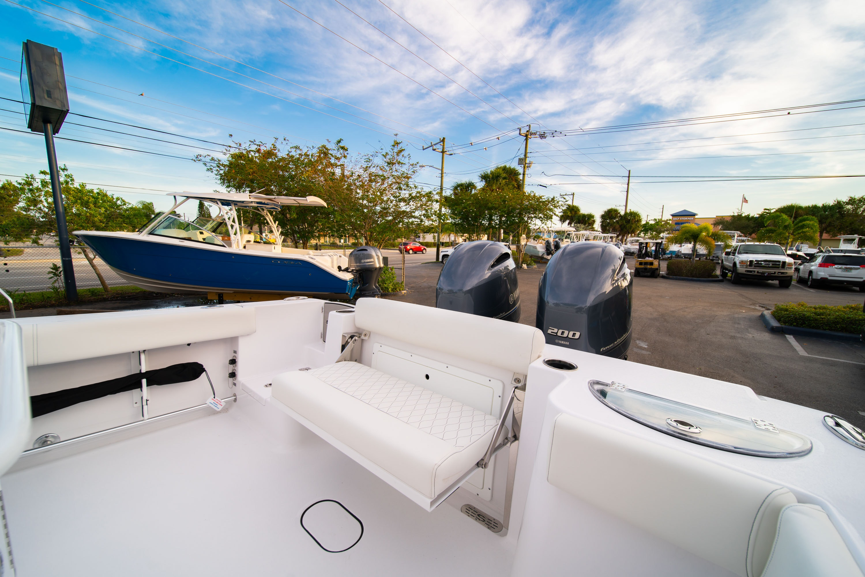 Thumbnail 14 for New 2020 Sportsman Open 282 Center Console boat for sale in West Palm Beach, FL