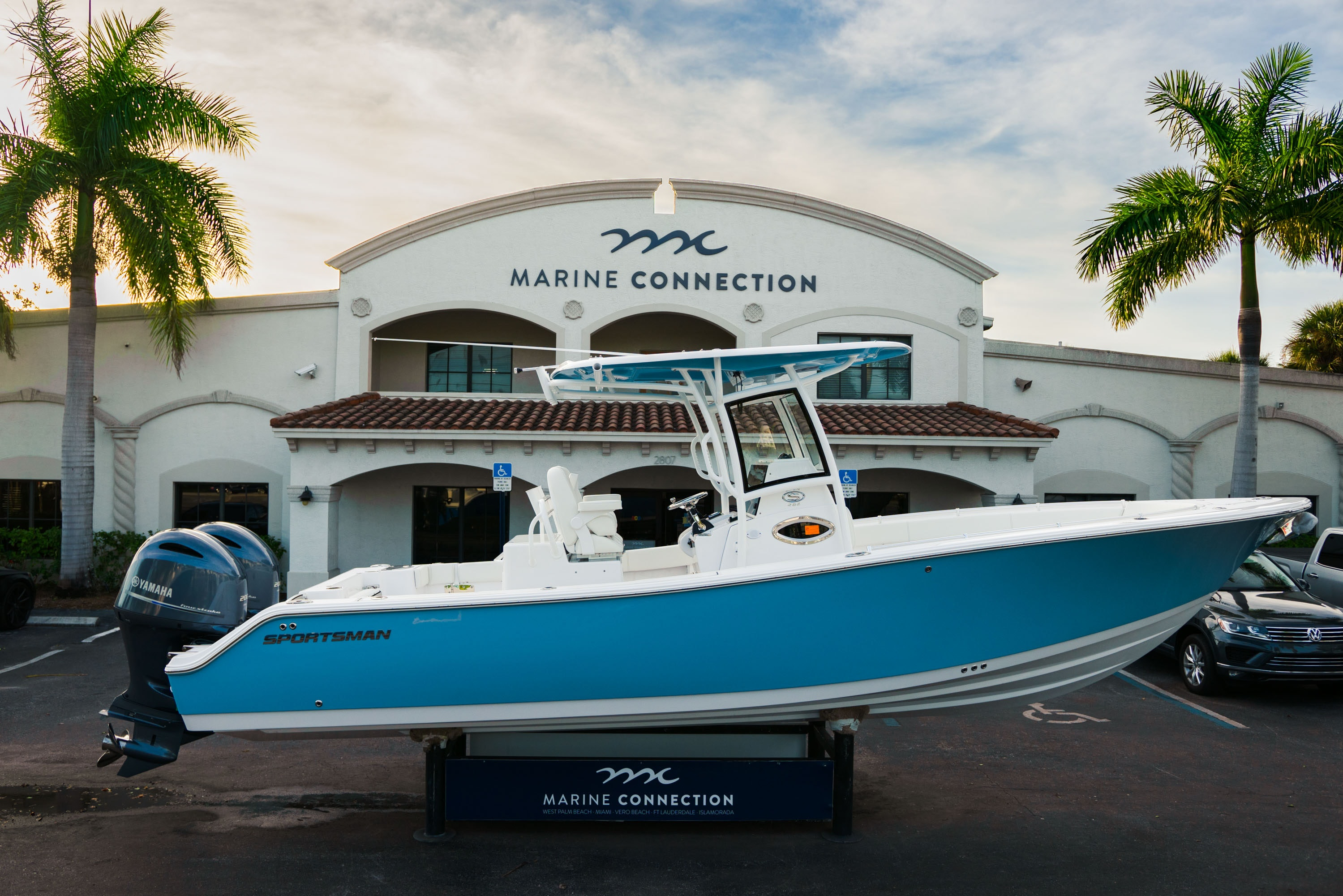 Thumbnail 0 for New 2020 Sportsman Open 282 Center Console boat for sale in West Palm Beach, FL