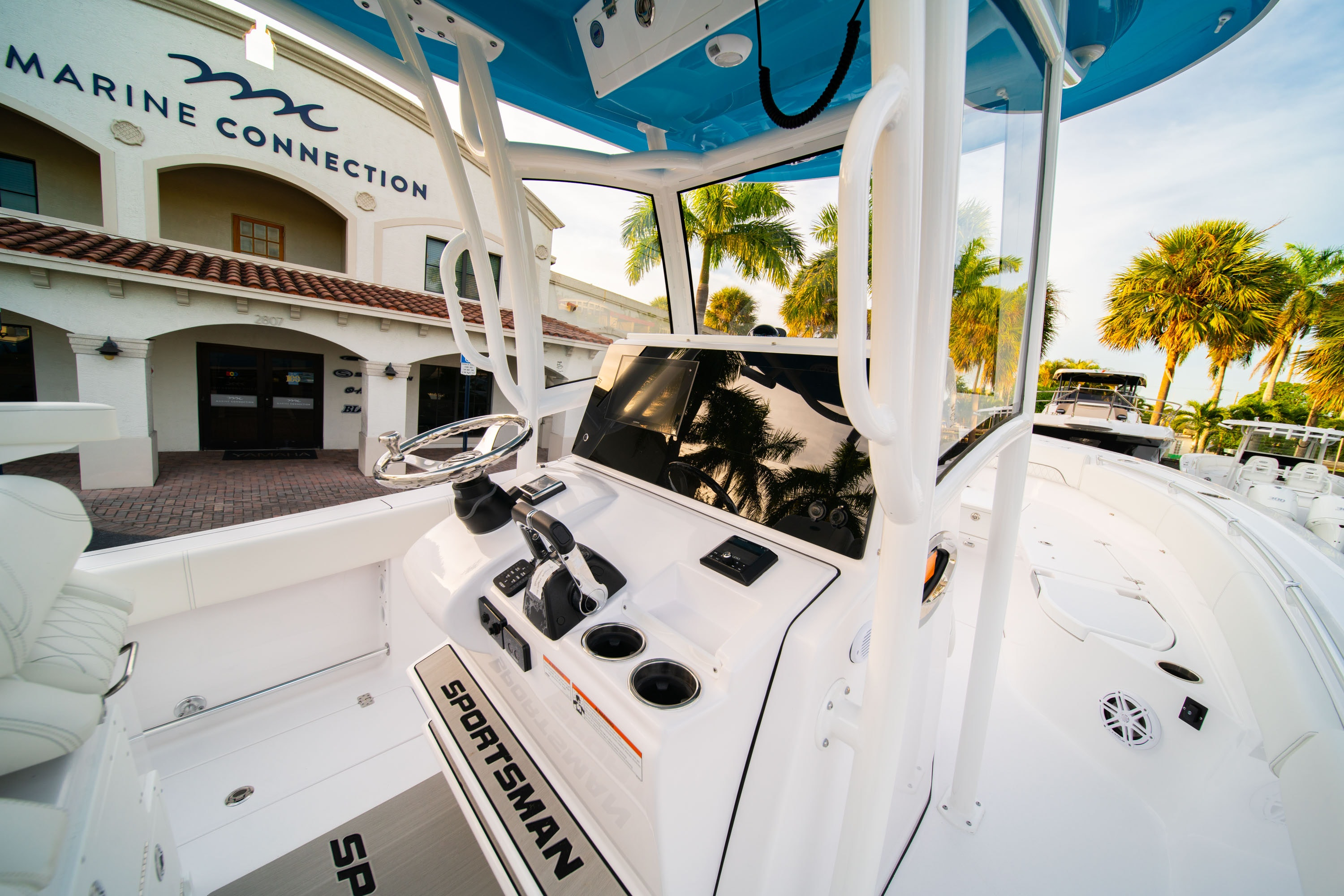 Thumbnail 31 for New 2020 Sportsman Open 282 Center Console boat for sale in West Palm Beach, FL