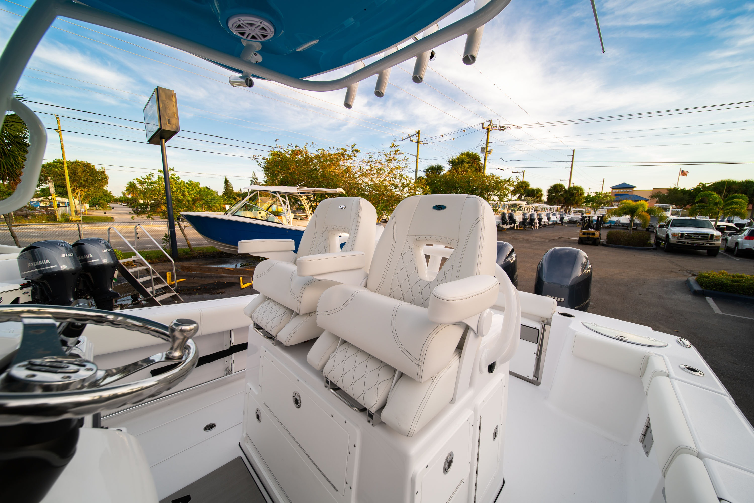 Thumbnail 40 for New 2020 Sportsman Open 282 Center Console boat for sale in West Palm Beach, FL