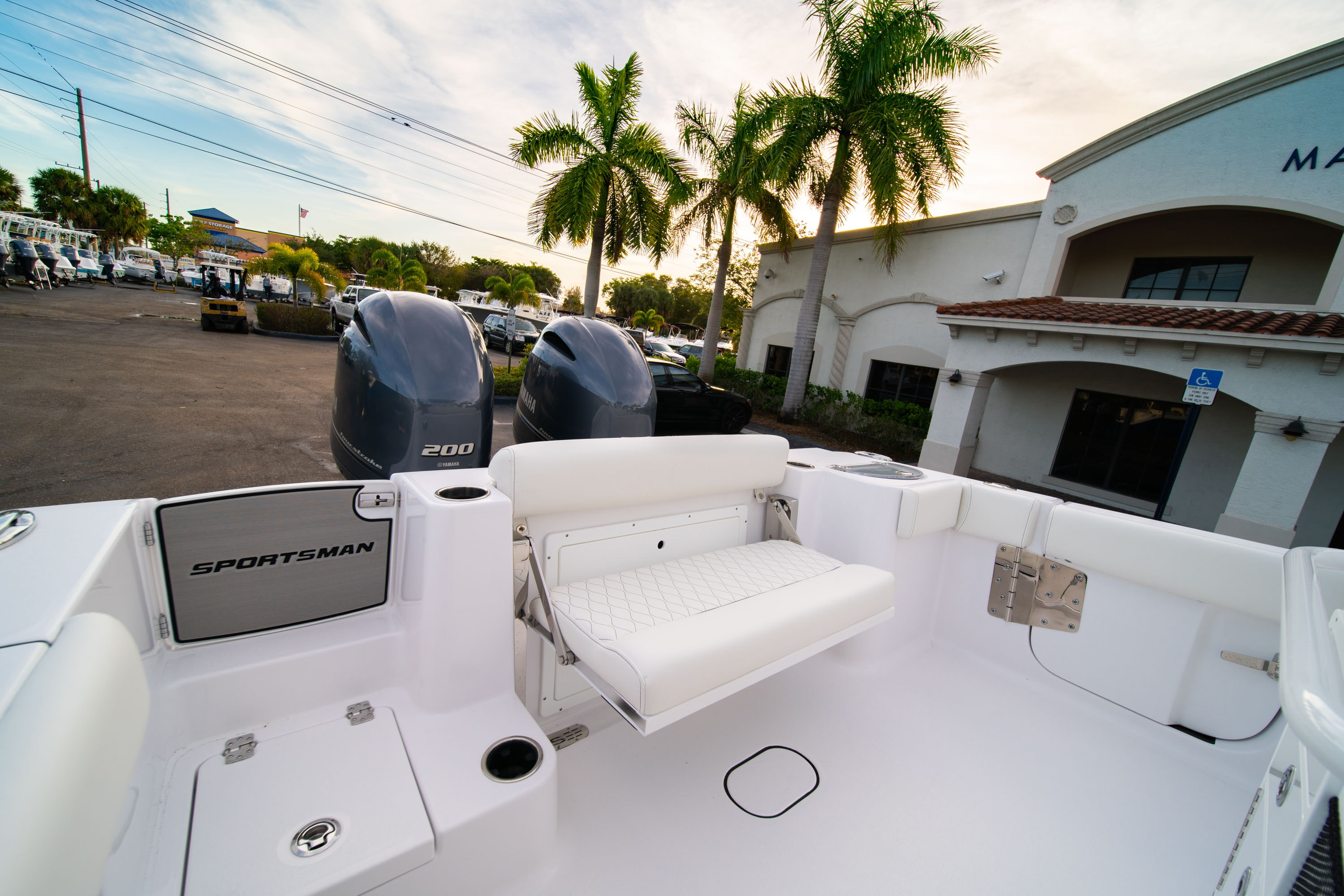 Thumbnail 12 for New 2020 Sportsman Open 282 Center Console boat for sale in West Palm Beach, FL
