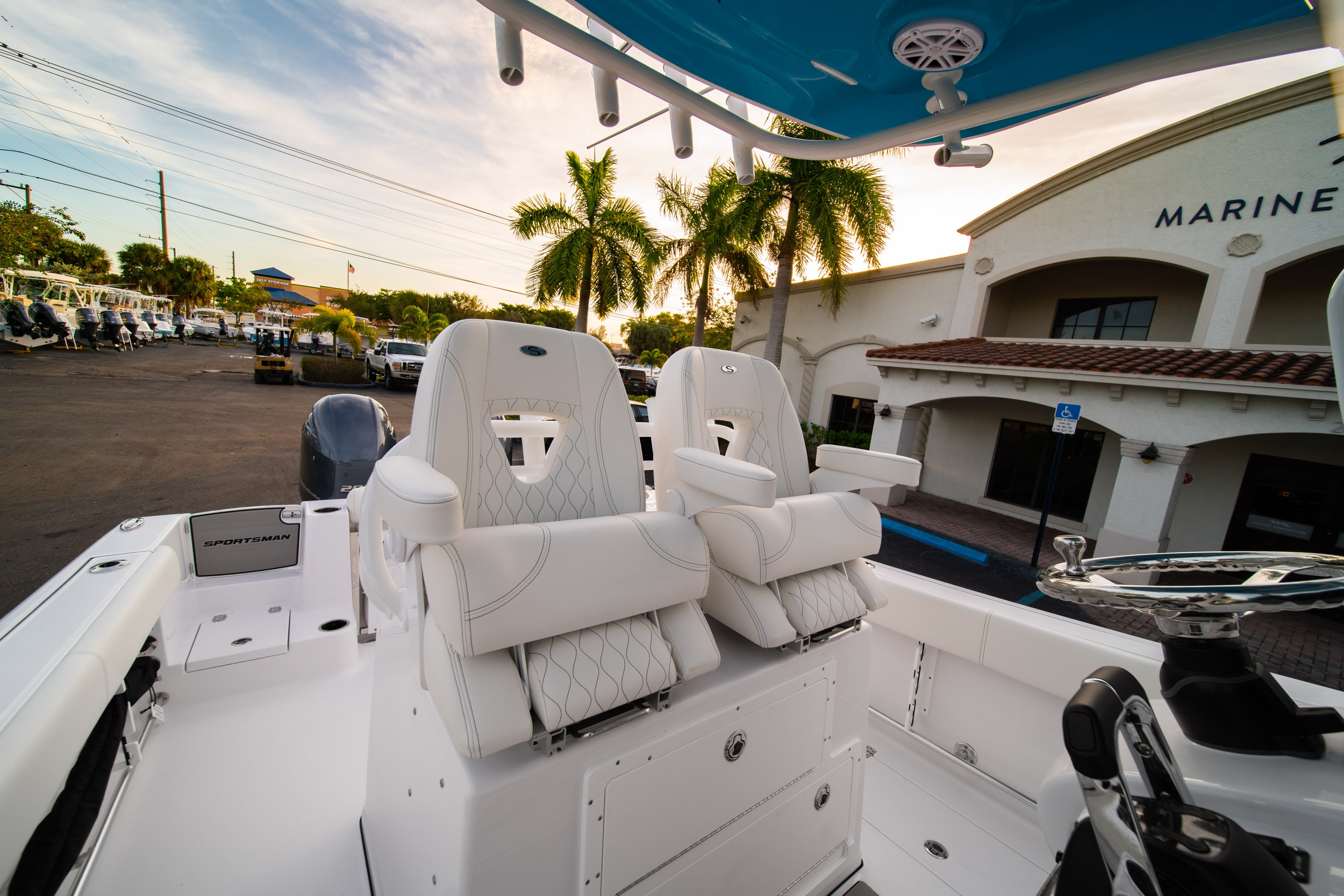 Thumbnail 38 for New 2020 Sportsman Open 282 Center Console boat for sale in West Palm Beach, FL