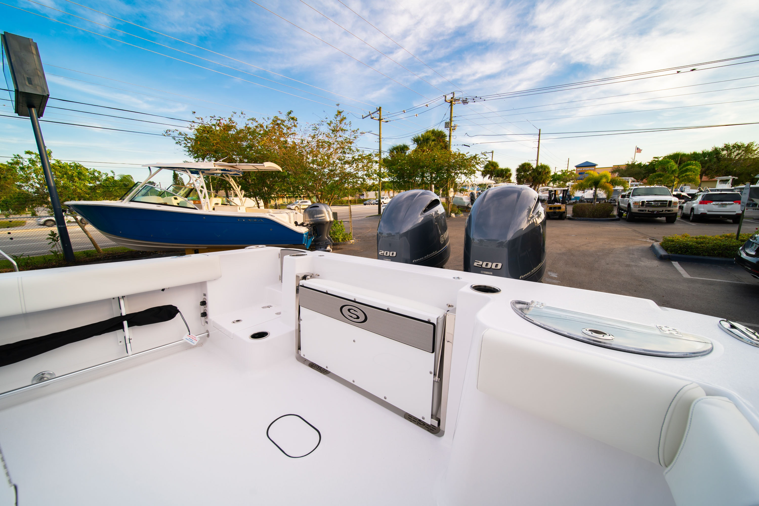 Thumbnail 13 for New 2020 Sportsman Open 282 Center Console boat for sale in West Palm Beach, FL