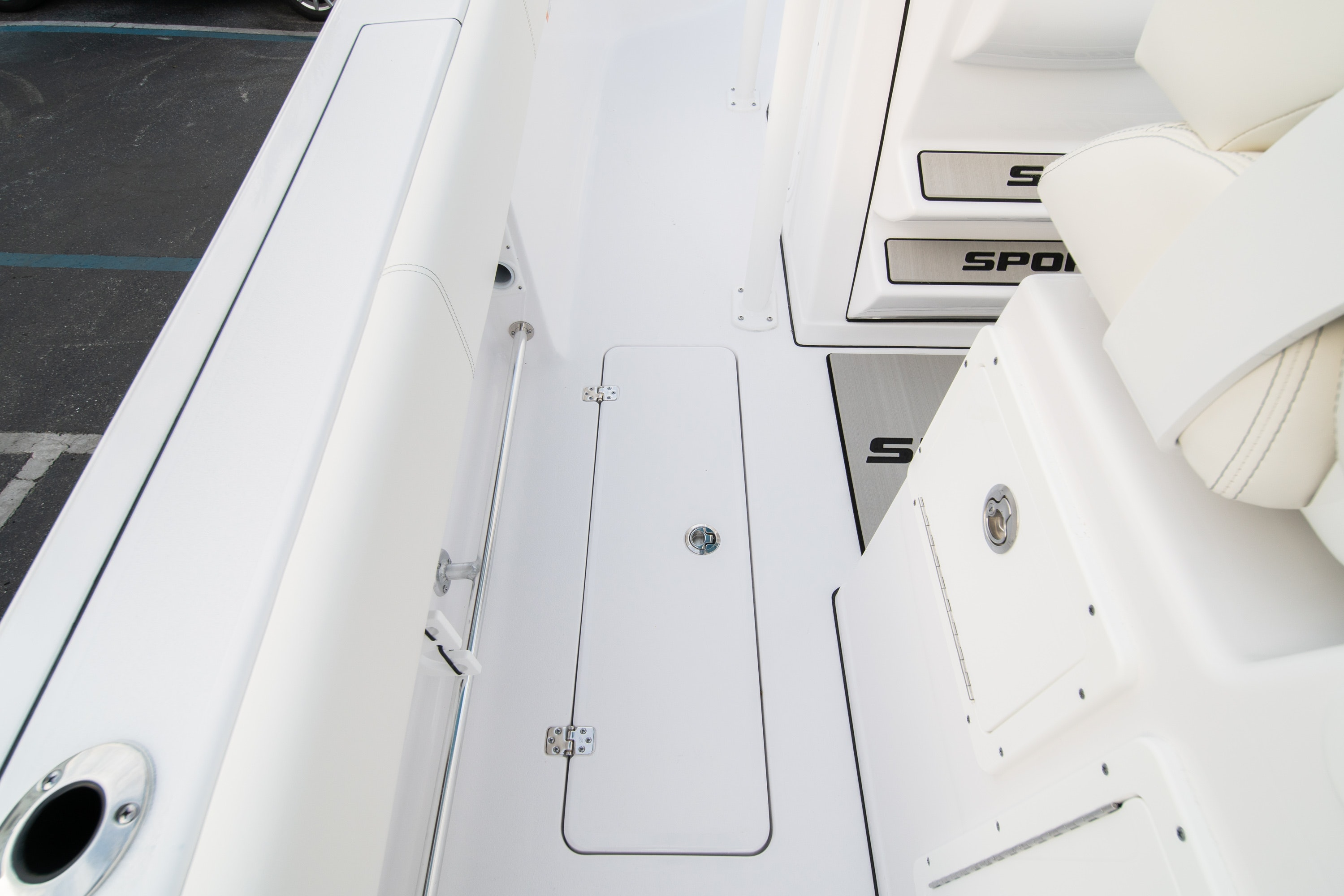 Thumbnail 25 for New 2020 Sportsman Open 282 Center Console boat for sale in West Palm Beach, FL