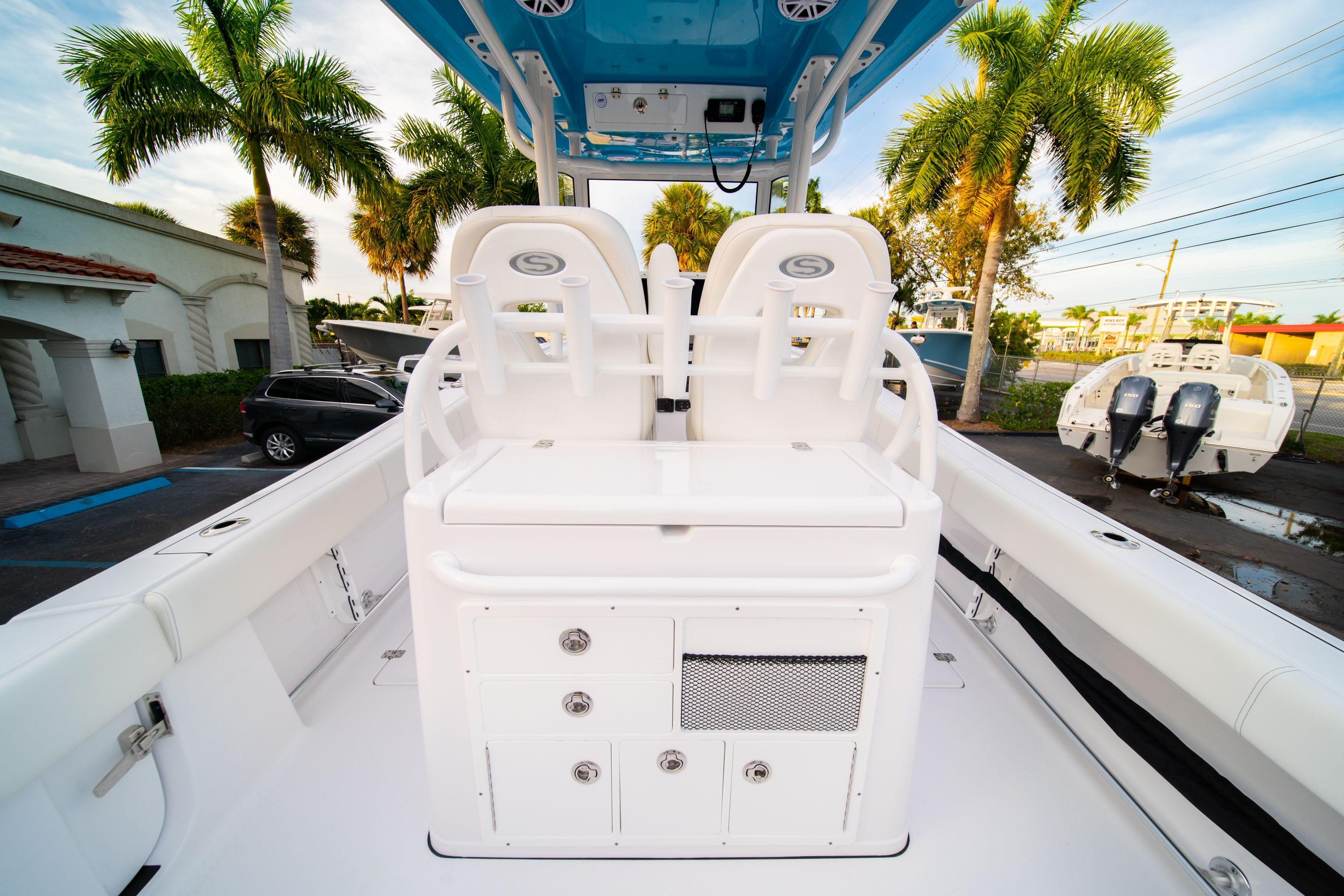 Thumbnail 20 for New 2020 Sportsman Open 282 Center Console boat for sale in West Palm Beach, FL
