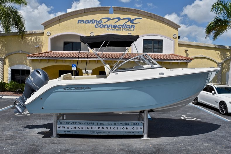Photo for 2018 Cobia 220 Dual Console