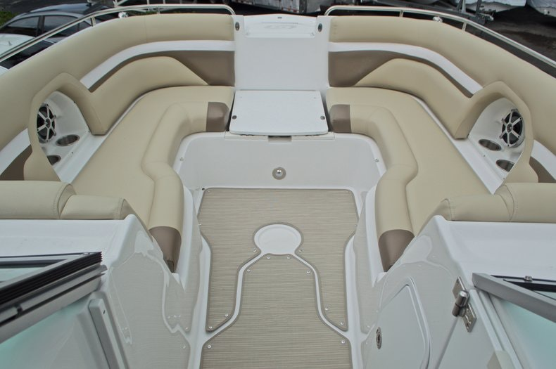 Thumbnail 53 for New 2017 Hurricane SunDeck SD 2486 OB boat for sale in West Palm Beach, FL