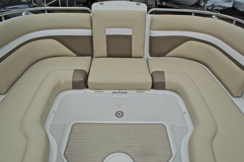 Thumbnail 57 for New 2017 Hurricane SunDeck SD 2486 OB boat for sale in West Palm Beach, FL