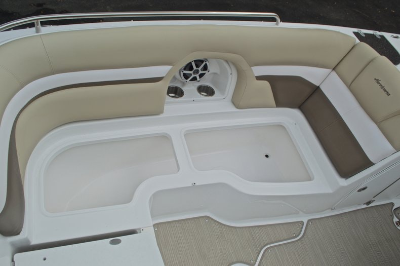 Thumbnail 59 for New 2017 Hurricane SunDeck SD 2486 OB boat for sale in West Palm Beach, FL