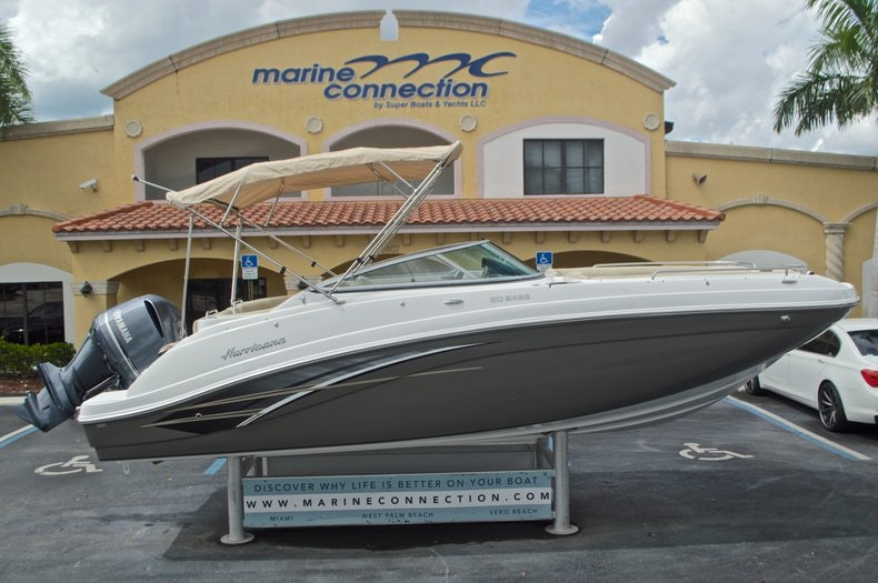 New 2017 Hurricane SunDeck SD 2486 OB boat for sale in West Palm Beach, FL