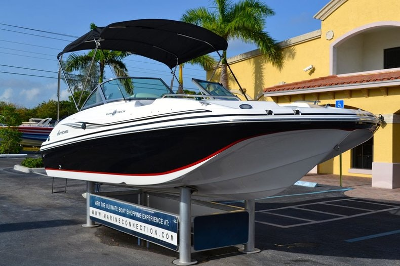 Image 1 for 2014 Hurricane SunDeck SD 187 OB in West Palm Beach, FL