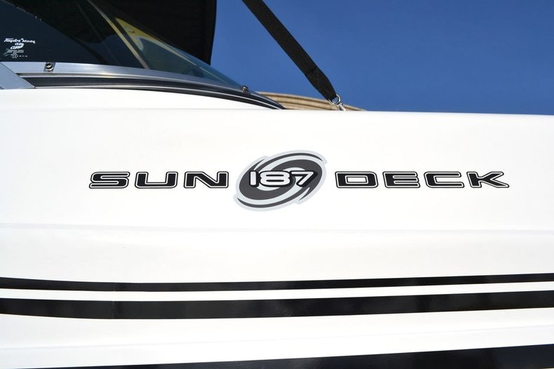 Image 15 for 2014 Hurricane SunDeck SD 187 OB in West Palm Beach, FL