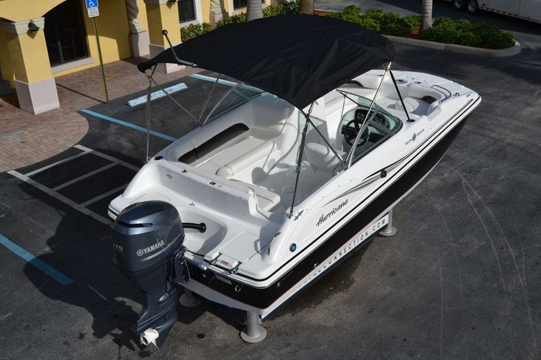 Image 58 for 2014 Hurricane SunDeck SD 187 OB in West Palm Beach, FL