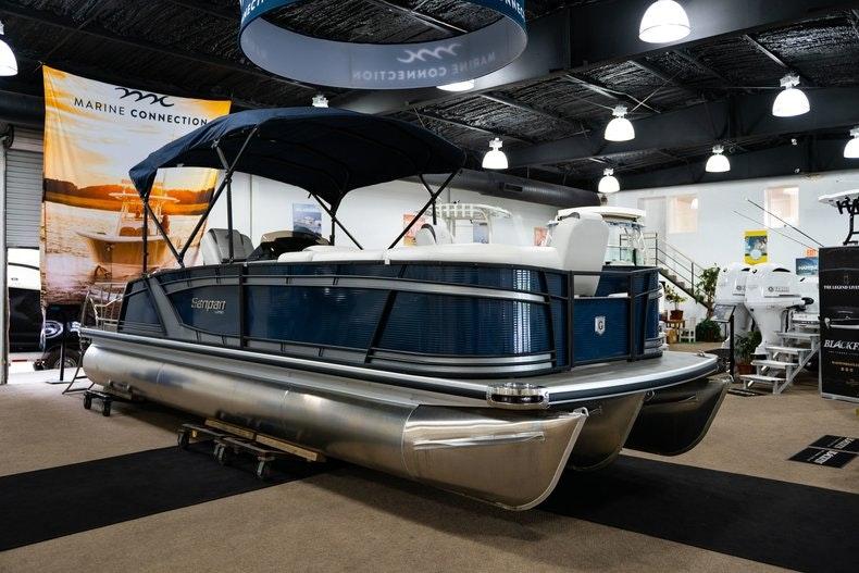 New 2018 Sanpan SP 2500 DFL boat for sale in West Palm Beach, FL