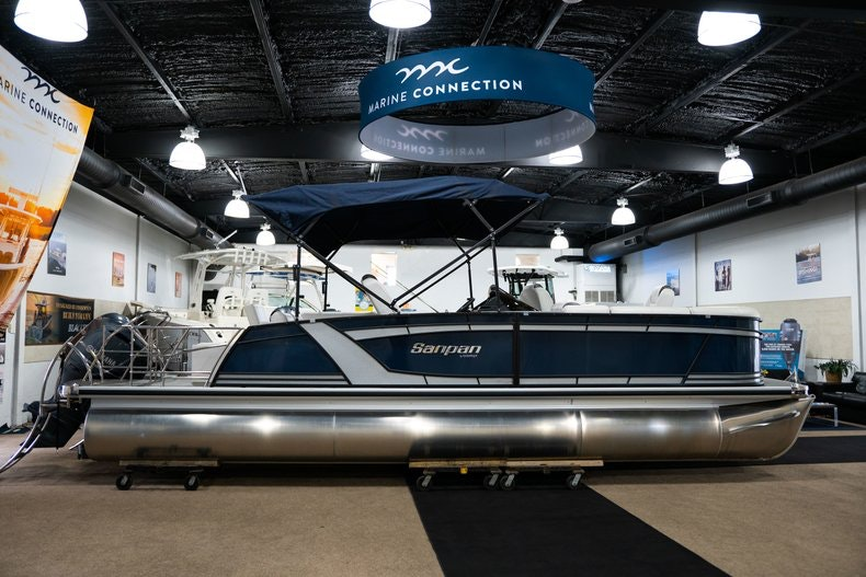 Thumbnail 5 for New 2018 Sanpan SP 2500 DFL boat for sale in West Palm Beach, FL
